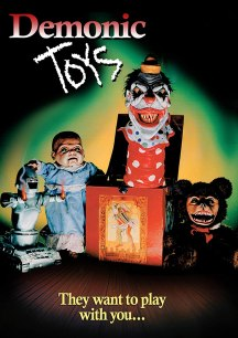 Bargain Bin Chronicles : Demonic Toys Poster