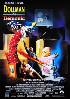 Bargain Bin Chronicles : Dollman vs Demonic Toys Poster