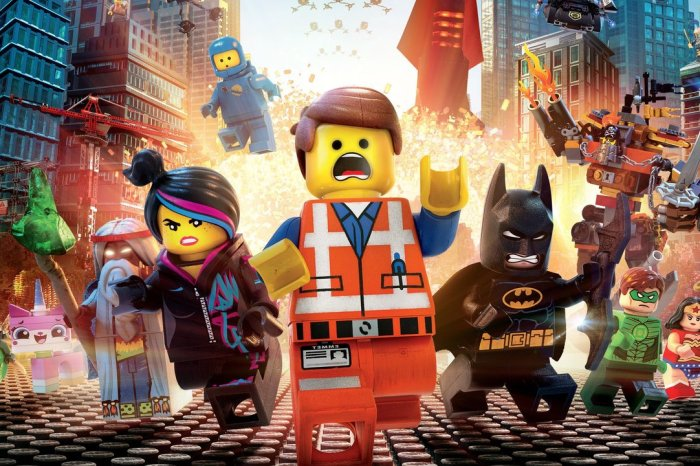 Universal Pictures & LEGO Sign Exclusive Contract For New Film Franchises