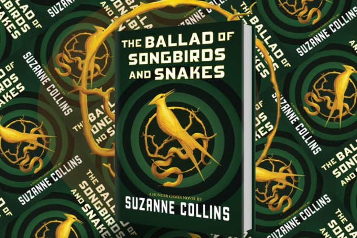'The Ballad Of Songbirds & Snakes': 'Hunger Games' Prequel Trilogy Reportedly Eyed By Apple TV