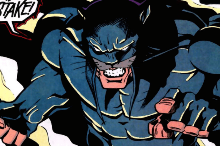 'Stargirl' Concept Art Offers New Look At Brian Stapf's Wildcat