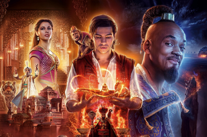 'Aladdin 3' Reportedly In Early Development At Disney