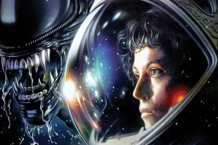 "Full Circle Flashback: 'Alien' (1979) - ""A Building Thriller That Doesn't Quit"""