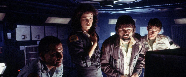Alien - the crew