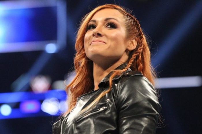 WWE's Becky Lynch Will Reportedly Appear In An Upcoming Marvel Film