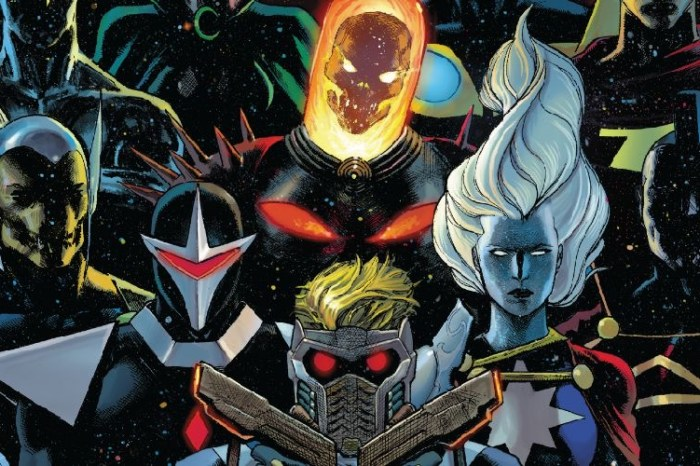 'Guardians of the Galaxy 4' Could Feature A New Team of Heroes