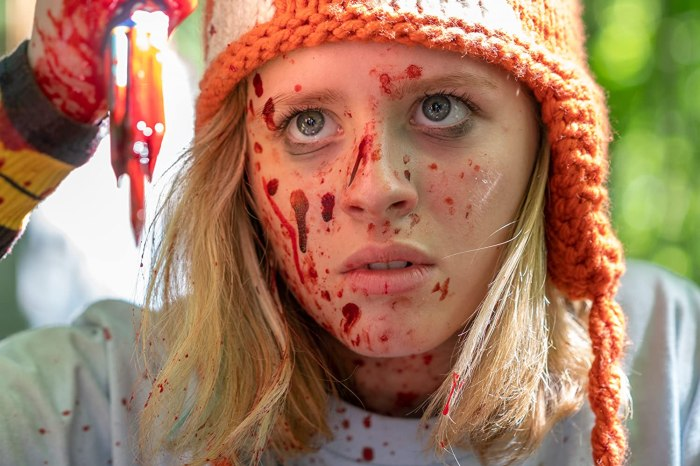 """'Becky' Review: """"Vicious Grindhouse Goodness"""""""