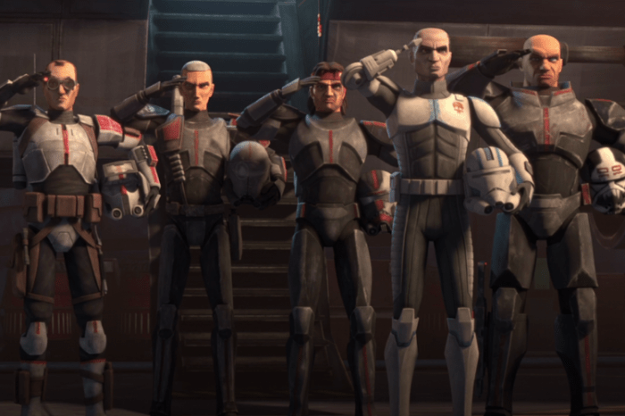 RUMOR: 'Star Wars: The Clone Wars' Spinoff To Focus On The Bad Batch