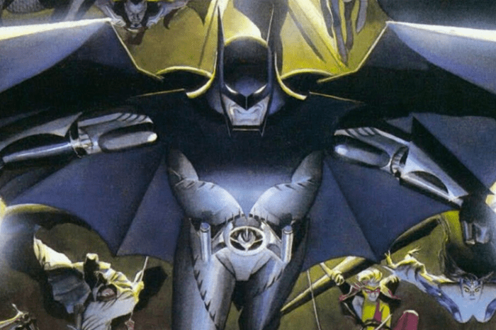 RUMOR: Michael Keaton's Batsuit In 'The Flash' Inspired By 'Kingdom Come'