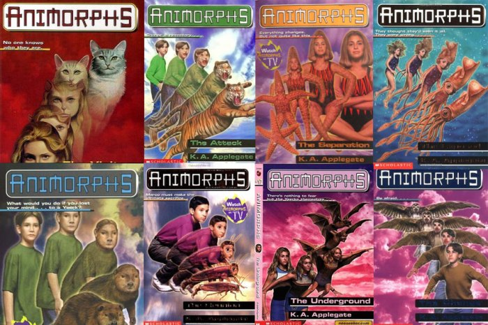 'Animorphs' Movie In The Works From Erik Feig's Picturestart & Scholastic Entertainment