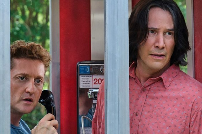 'Bill And Ted Face The Music' Moves Up The Movie Queue