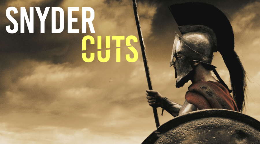 300 Snyder Cuts