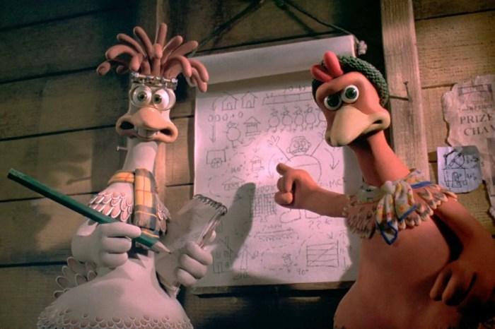 'Chicken Run' Sequel Officially Set For Netflix