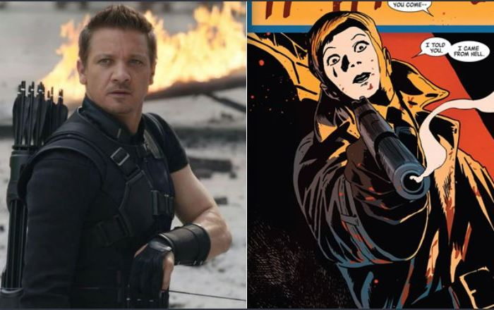 'Hawkeye' Disney+ Series Potentially Casting The Clown