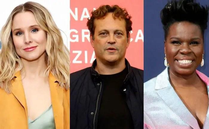 Kristen Bell, Vince Vaughn, & Leslie Jones To Star In Counterfeiting Comedy 'Queenpins'