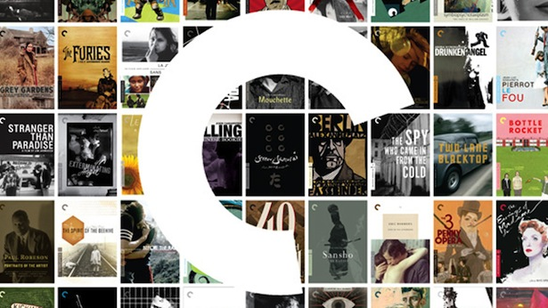 Criterion Collection - Logo with Cover