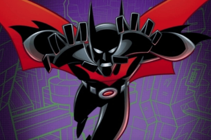 Live-Action 'Batman Beyond' Film In Active Development