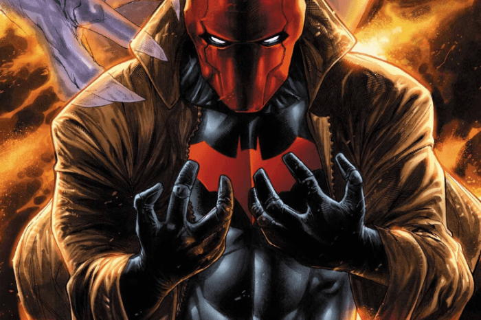 Red Hood Will Reportedly Appear In Season 3 Of 'Titans'