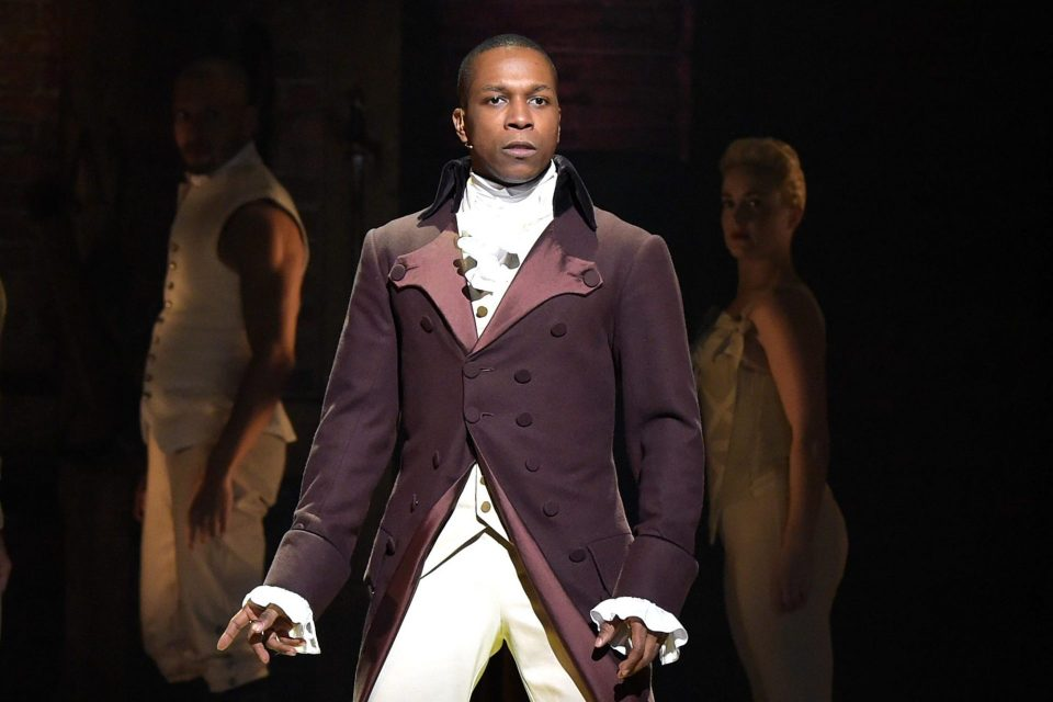 "'Hamilton' Review: ""A Non-Stop Emotional Roller Coaster"""