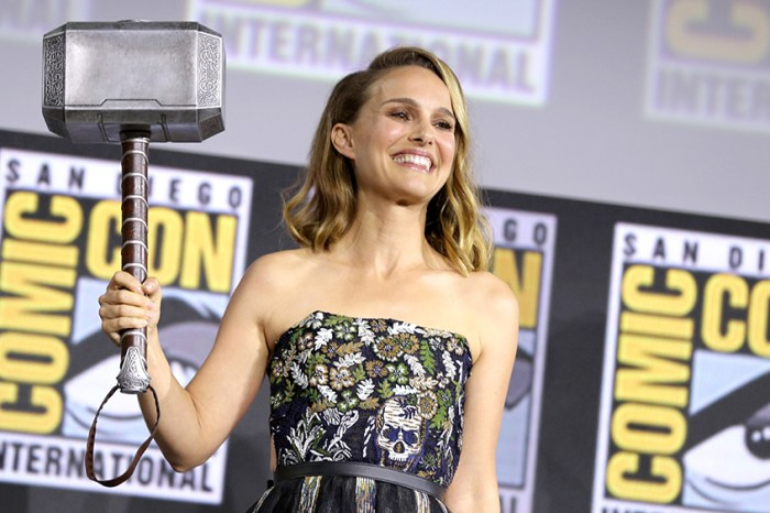 Natalie Portman Says 'Thor 4' Will Begin Filming Early Next Year