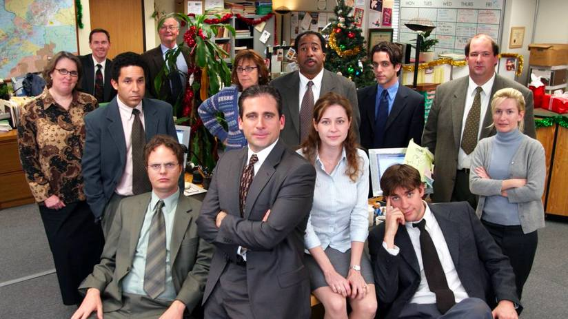 The Office Sitcoms