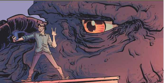 Sony Pictures Developing Adaptation Of AfterShock Comics Series 'The Kaiju Score'