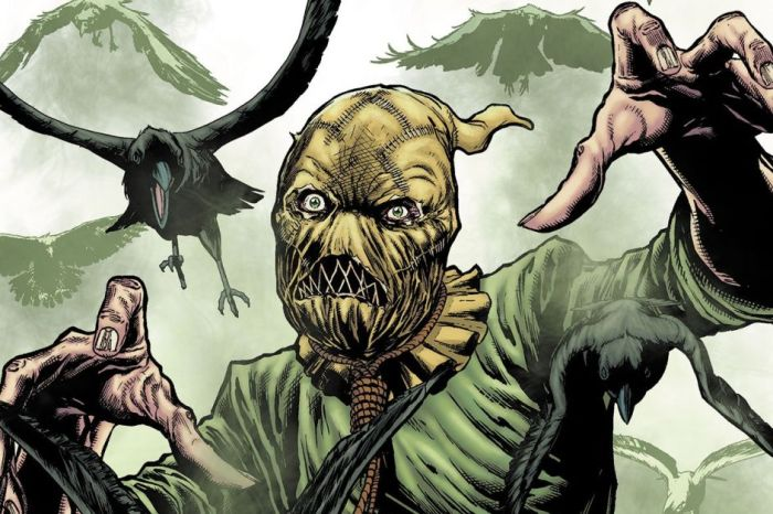 Scarecrow Confirmed To Appear In 'Titans' Season 3