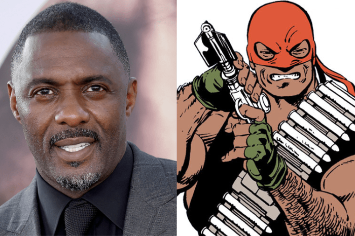 Idris Elba To Play Bloodsport In James Gunn's 'The Suicide Squad'