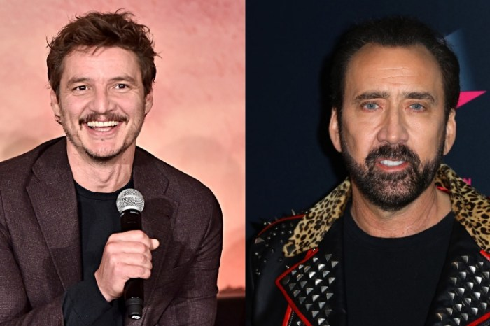 Pedro Pascal To Join Nicolas Cage In 'The Unbearable Weight of Massive Talent'
