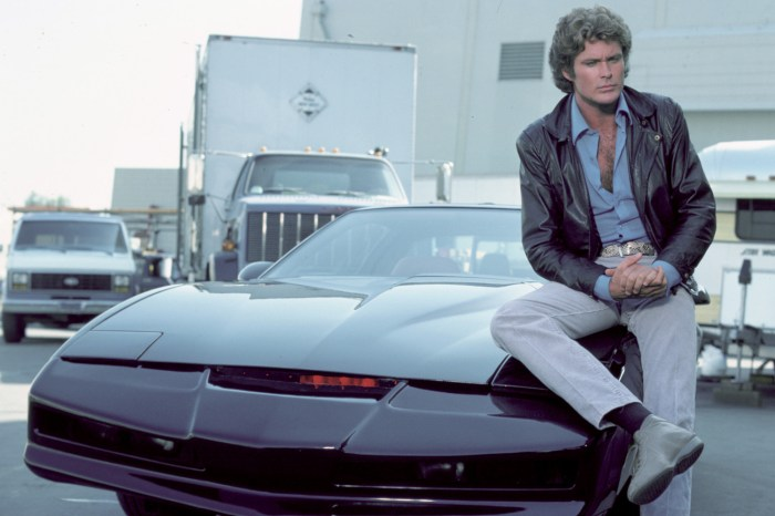 'Knight Rider' Film In Development From 'Aquaman' Director James Wan