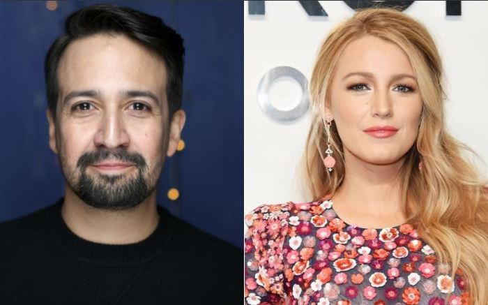 Lin-Manuel Miranda, Blake Lively, & Diane Keaton To Star In Romantic Comedy 'The Making Of'