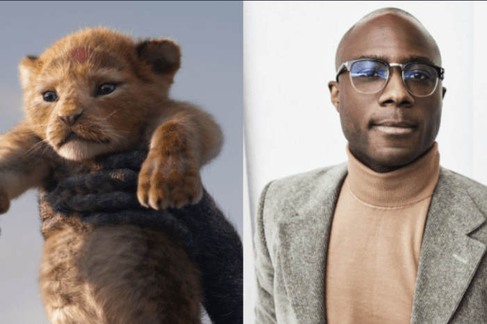 'The Lion King' Sequel From 'Moonlight' Director Barry Jenkins In The Works At Disney