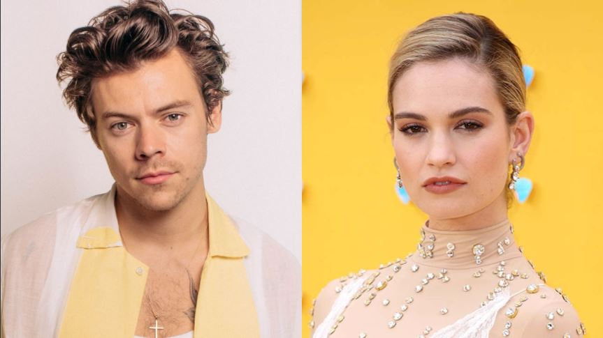 Harry Styles & Lily James In Talks To Star In Amazon's 'My Policeman' Adaptation