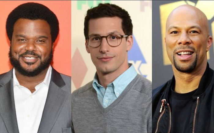 Craig Robinson, Andy Samberg & Common To Star In Stoner Superhero Comedy 'Super High'