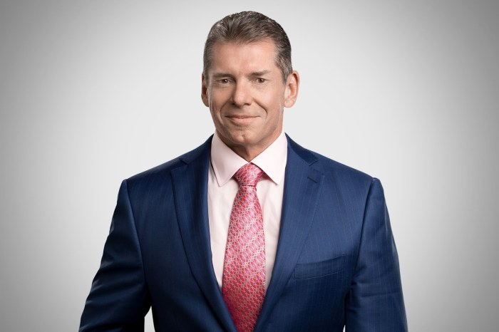 Vince McMahon Documentary Series In Development At Netflix