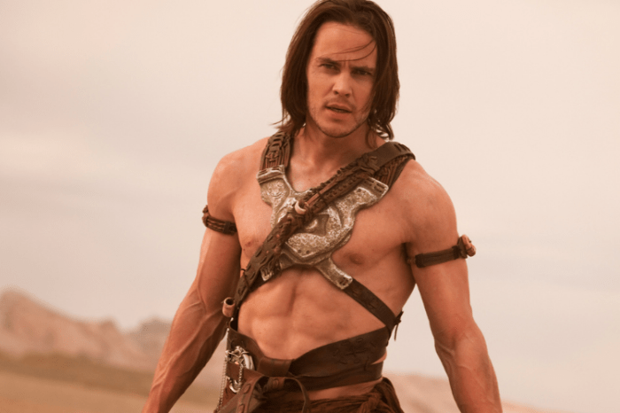 'John Carter' Project Reportedly In Early Development