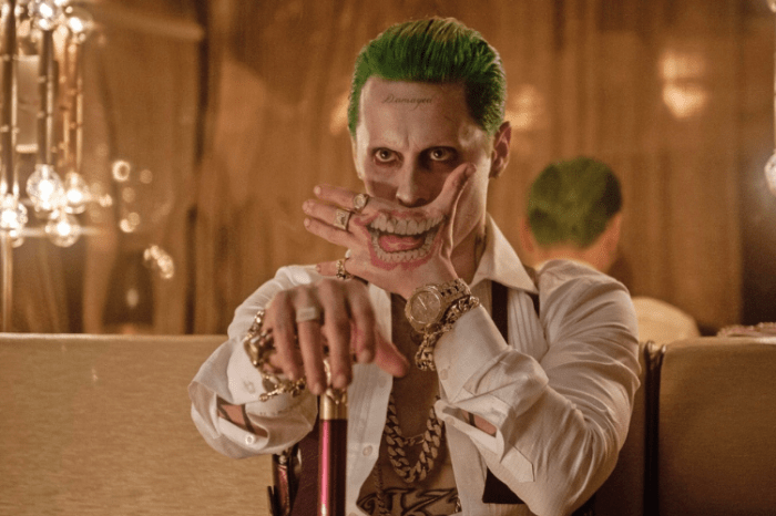 Jared Leto To Reprise His Role As Joker In Zack Snyder's 'Justice League'