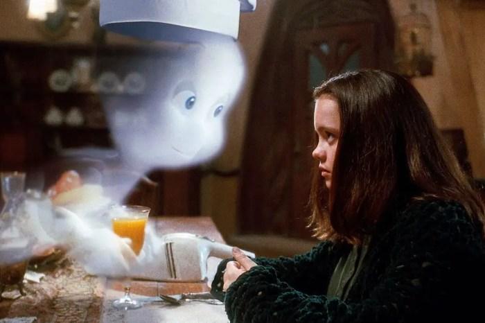 Full Circle Flashback: 'Casper' Review