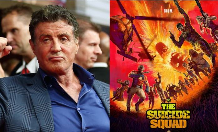 Sylvester Stallone Joins The Cast Of James Gunn's 'The Suicide Squad'