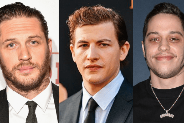 Tom Hardy, Tye Sheridan, & Pete Davidson To Star In Vietnam War Drama 'The Things They Carried'