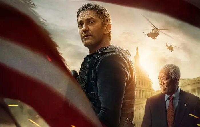 Gerard Butler To Return For 'Angel Has Fallen' Sequel 'Night Has Fallen'