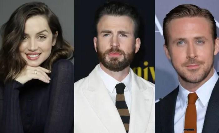 Ana De Armas Joins Chris Evans & Ryan Gosling In Netflix's 'The Gray Man'