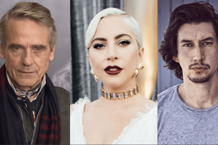 Jeremy Irons Joins Lady Gaga & Adam Driver In Ridley Scott's 'Gucci'
