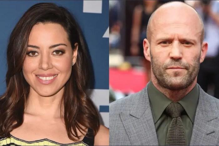 Aubrey Plaza Joins Jason Statham In Guy Ritchie's Untitled Action Thriller