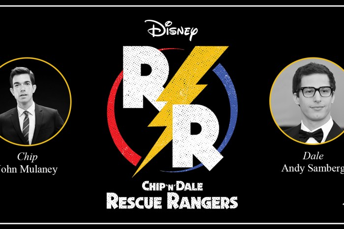 'Chip 'n' Dale: Rescue Rangers' Taps John Mulaney, Andy Samberg & Seth Rogen In Starring Roles