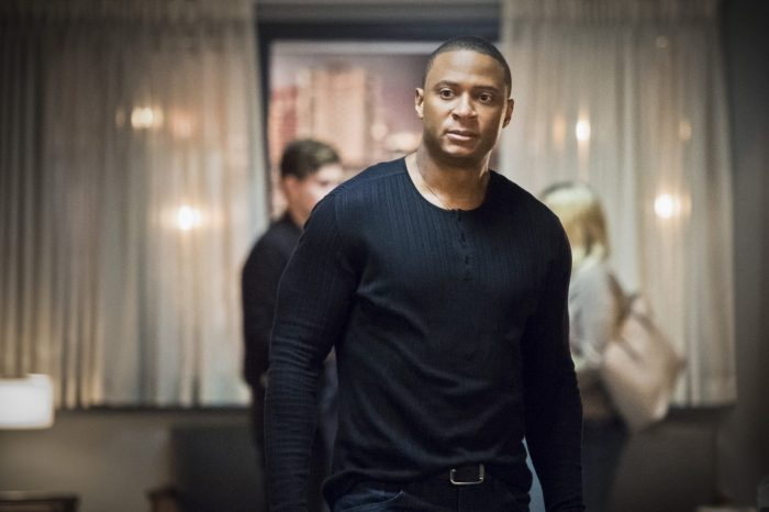 David Ramsey To Return To The Arrowverse As John Diggle & Mystery Character