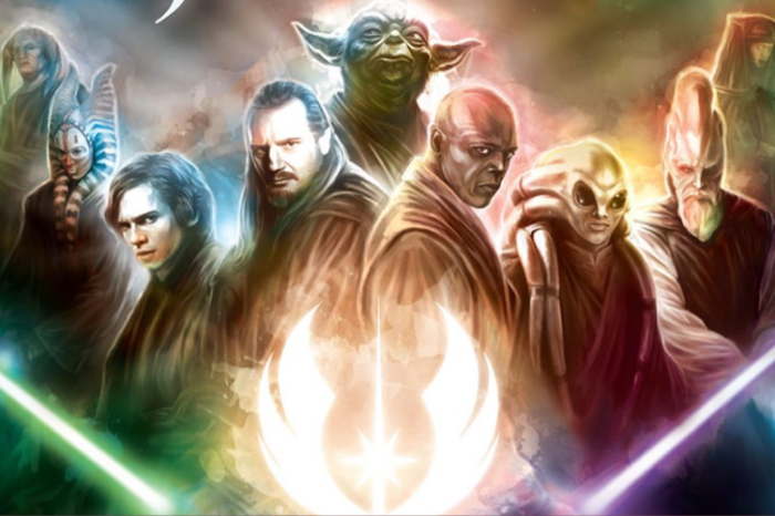 'Star Wars': Lucasfilm Reportedly Developing Film About The First Jedi