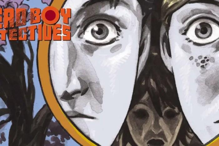 The Dead Boy Detectives Will Appear In 'Doom Patrol' Season 3
