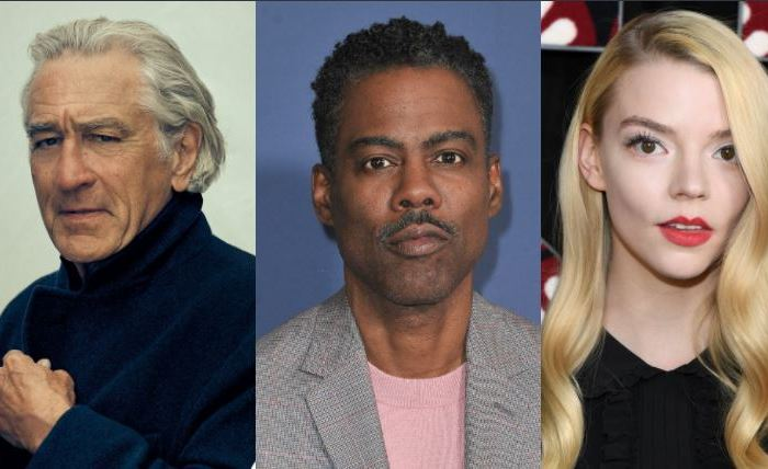 Robert De Niro, Chris Rock, Anya Taylor-Joy & More Join David O. Russell's Next Film