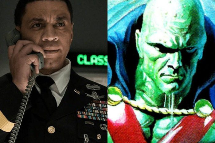 Harry Lennix Confirms He Will Play Martian Manhunter In 'Zack Snyder's Justice League'